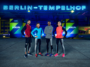 Nike Event 11/2014 in Berlin-Tempelhof