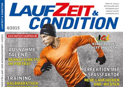 Titel LAUFZEIT&CONDITION 4/2015