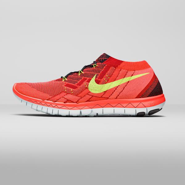 2015 Nike Free Kollektion: Fünf Gründe, warum weniger mehr