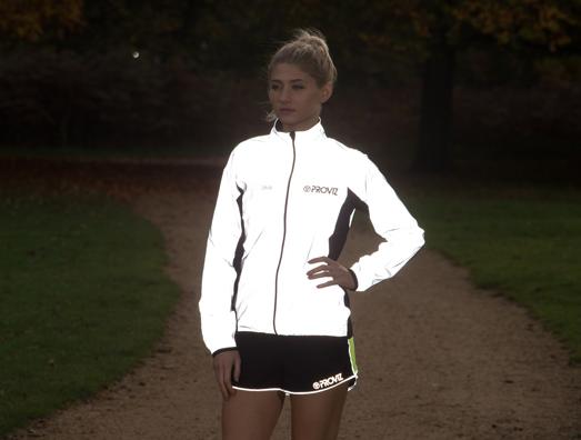 2016 REFLECT360 Womens Running Jacket