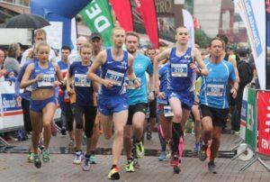 Start zum 5 km-Lauf