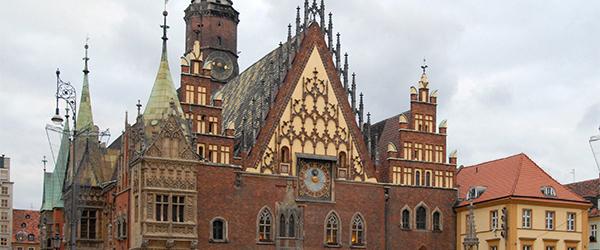 Rathaus Wrocław