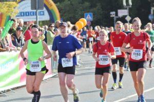 Der Münster-Marathon boomt. Die Masse der Läufer freut`s