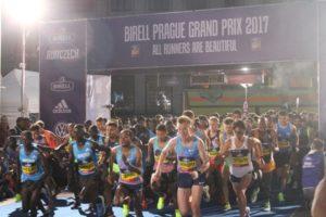 Start zum 10 km Grand Prix in Prag 2017