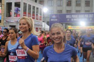 Start zum adidas Frauenlauf über 5 km in Prag 2017