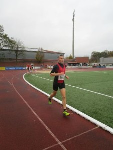 Sieger 5 km: Ralf Winking