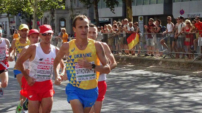 an vorderster Front der Zeit Weltweit Versandkostenfrei verschiedene Arten von Leichtathletik EM Berlin 2018:Marathon – die (fast) Letzte ...