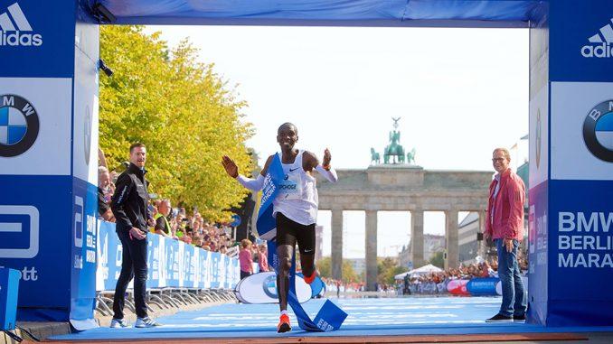 16.09.2018 Berlin Marathon Weltrekord